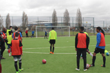 Birmingham Football Trial - July 23rd - PM  - Ages  10 to 14  - 1 SPACE AVAILABLE