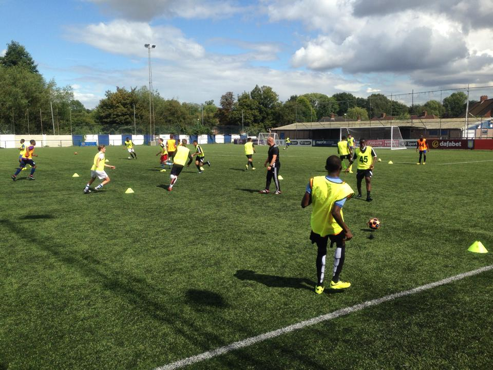 Birmingham Football Trial - July 23rd - PM  - Ages  10 to 14  - Hurry - 3 spaces left at this price!