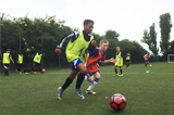 West London Football Trial  - 21st December - PM - Ages 10-14. LAST 2 SPACES