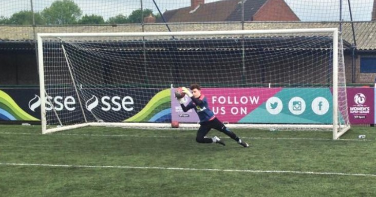 Manchester Goalkeeper Trial - July 27th - Ages 10 to 28. LAST 2 SPACES!