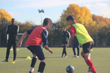 West London Football Trial - 23rd October - AM.  Ages 15-28 . Hurry only 12 spaces left!
