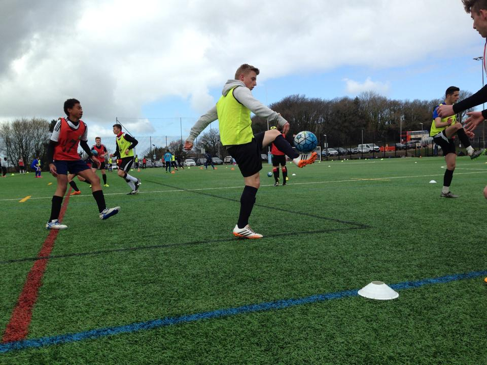 West London Football Trial  - 20th December - AM - Ages 10-14. NOW 2 SPACES LEFT!