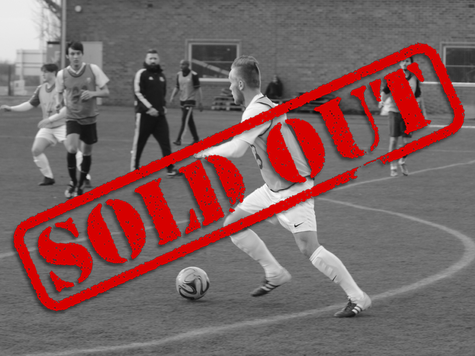 Essex & East London Football Trial - July 24th -  PM - SOLD OUT