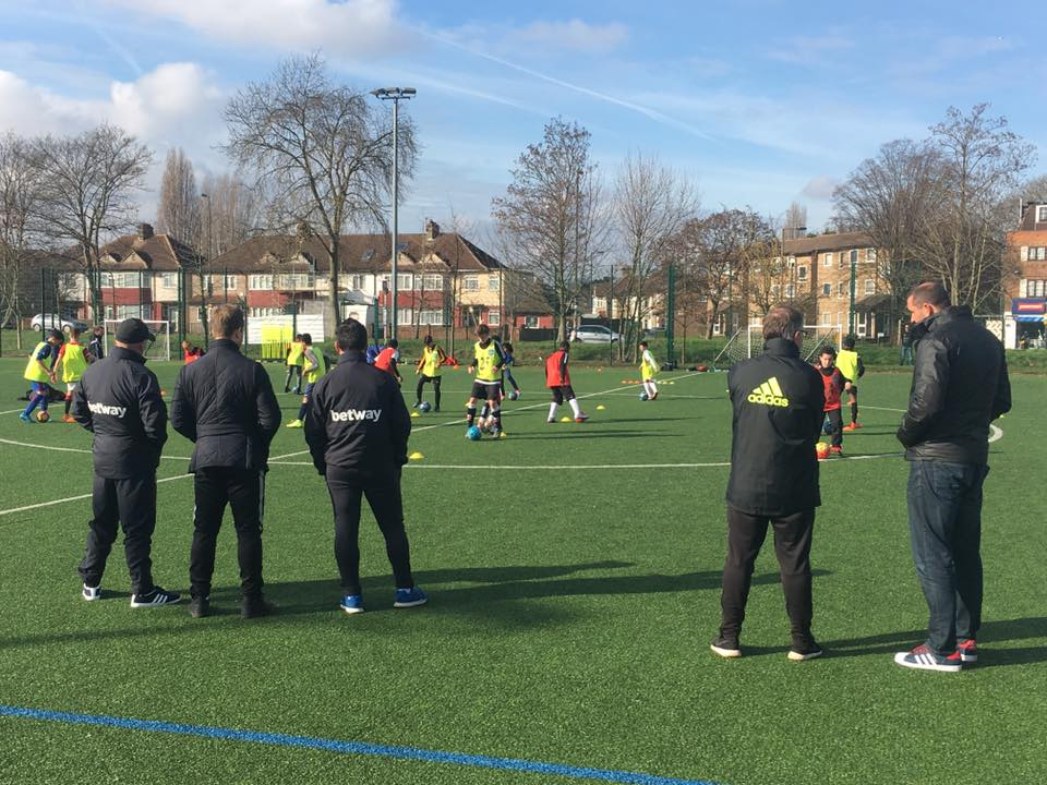 74 Players Scouted during our First week of February trials