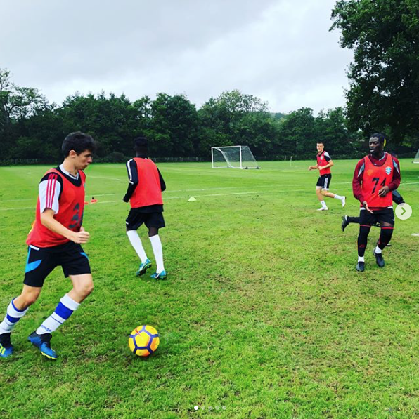 UK Football Trials Conclude Successful Summer