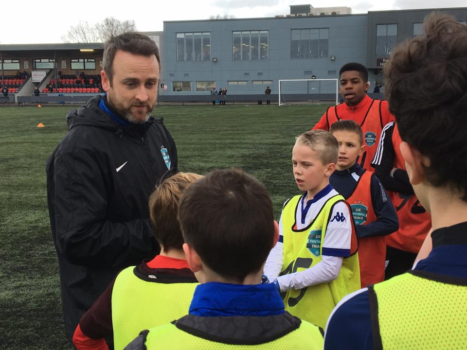 110 Players Scouted from February Trials