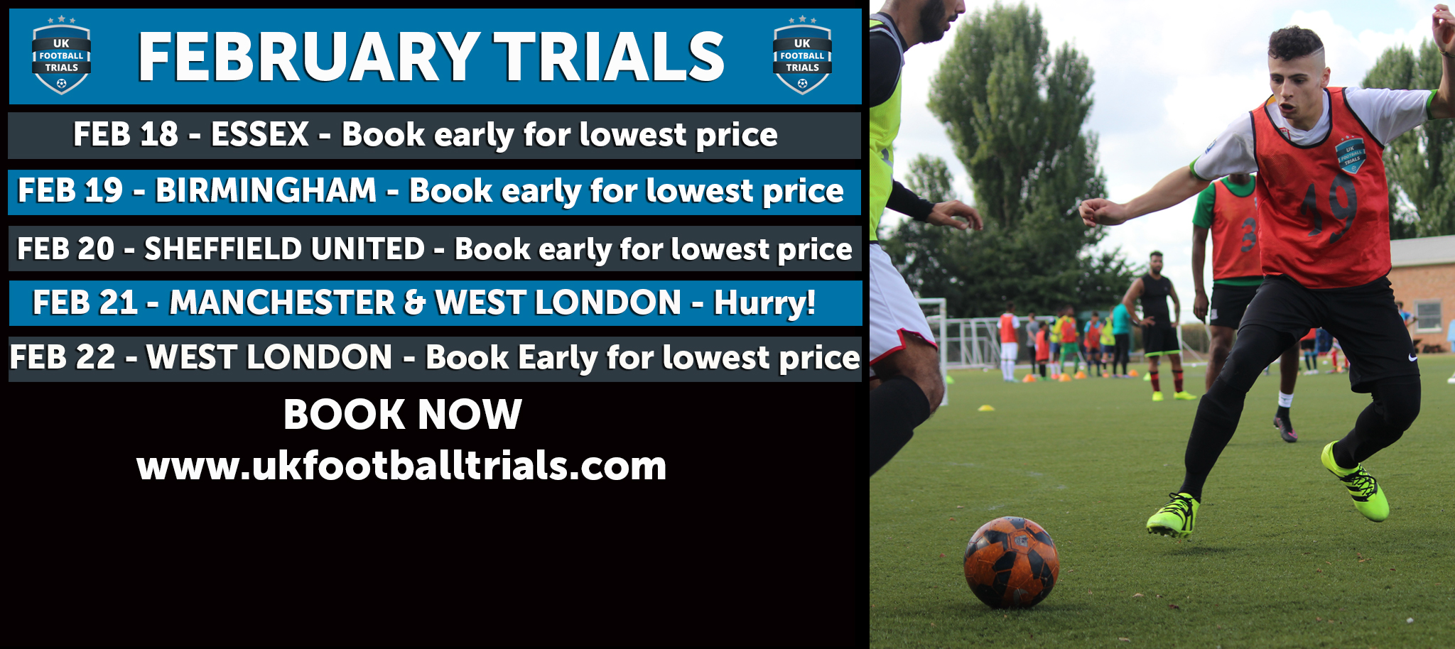 | UK Football Trials
