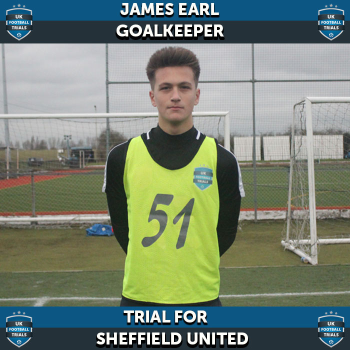 UK Football Trials - 'Keeper Has Trial with Sheffield United