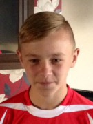 Kyle Oakes - Aged 14 - Scouted and Signed For Accrington Stanley