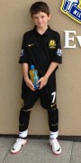 Thomas Bailey - Aged 11 - Training With Manchester City, Everton and Leeds United